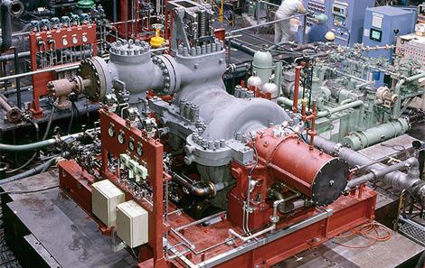 Steam Turbines   Shin Nippon Machinery Co , Ltd